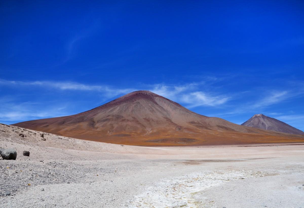Zdjęcia: Laguna Blanca, Altiplano-Potosi, Boliwijskie wulkany, BOLIWIA
