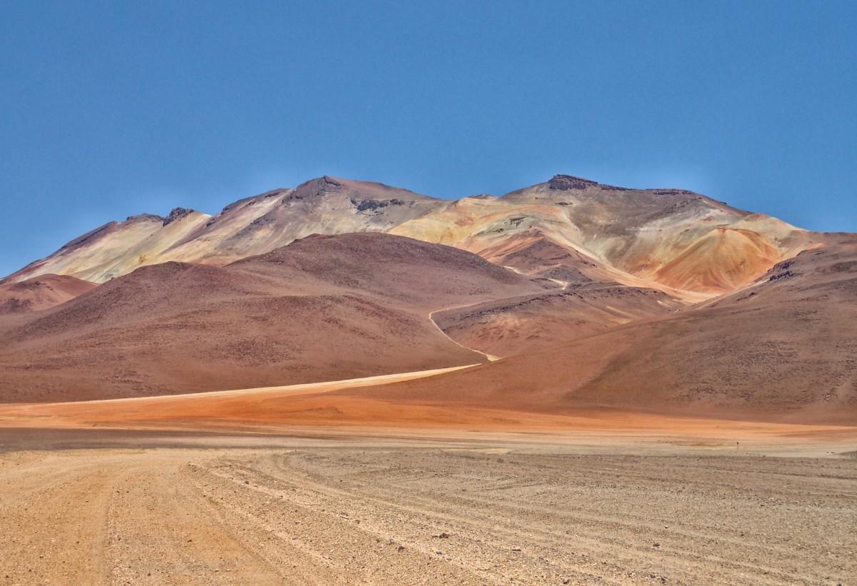 Zdjęcia: PN Eduardo Avaroa Andean Fauna National Reserve, Altiplano-Potosi, Prawie tęczowe :), BOLIWIA