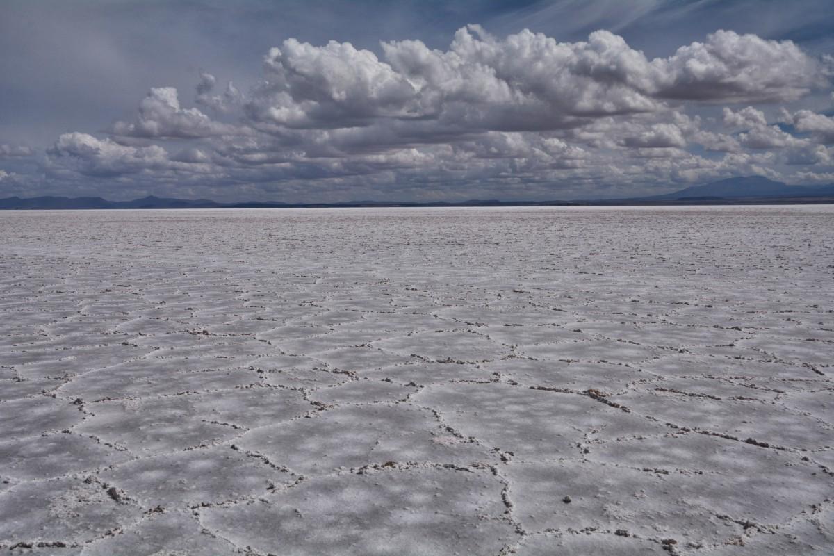 Zdjęcia: Salar de Uyuni, prowincja Antonio Quijarro, Solniczki :), BOLIWIA