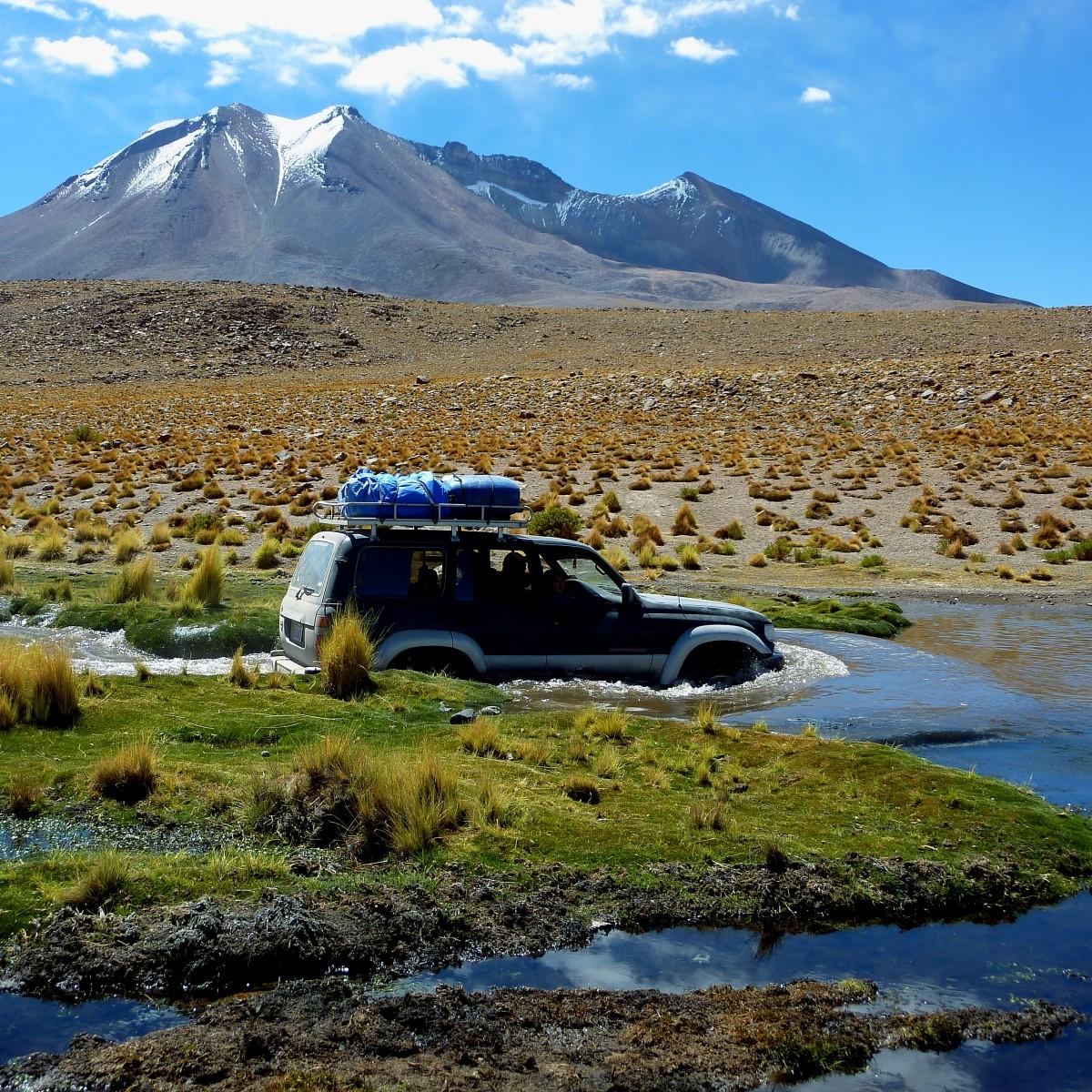 Zdjęcia: Salar de Uyuni, Salar de Uyuni, Salar de Uyuni, BOLIWIA