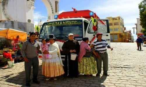 Zdjęcie BOLIWIA / Cocabana  / Cocabana  / Już  poświęcone