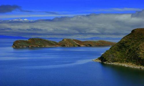 Zdjecie BOLIWIA / Titikaka / Titikaka / Wyspa słońca