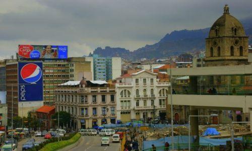 Zdjęcie BOLIWIA / Boliwia / Boliwia / La Paz