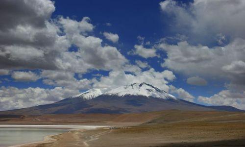 Zdjęcie BOLIWIA / CANQUELA / CANQUELA / WULKAN
