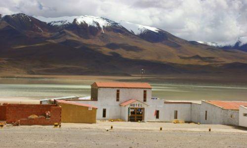 Zdjęcie BOLIWIA / CANQUELA / CANQUELA / HOTEL