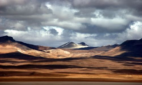Zdjecie BOLIWIA / Laguna Colorada / Laguna Colorada / Kolory Andów