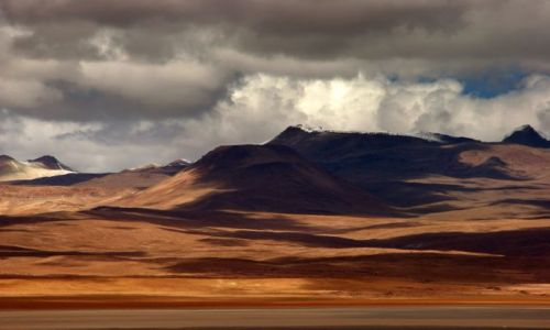 Zdjecie BOLIWIA / Laguna Colorada / Laguna Colorada / Andy