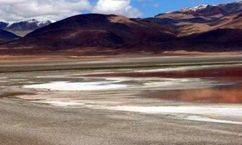 Zdjecie BOLIWIA / Laguna verde / laguna verde / laguna
