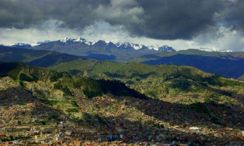 Zdjecie BOLIWIA / La Paz / La Paz / La Paz