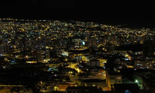 Zdjecie BOLIWIA / - / La Paz / Miasto tysiąca gwiazd
