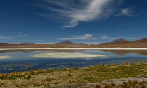 BOLIWIA / Poludniowo-zachodnia Boliwia / Rezerwat przyrody Eduardo Avaroa / KONKURS