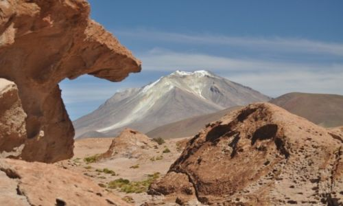 Zdjęcie BOLIWIA / Potosi / Altiplano / Ollaque 5868 m.n.p.m.