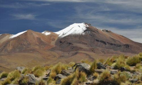 Zdjęcie BOLIWIA / Potosi / Altiplano / Kolory Boliwii II