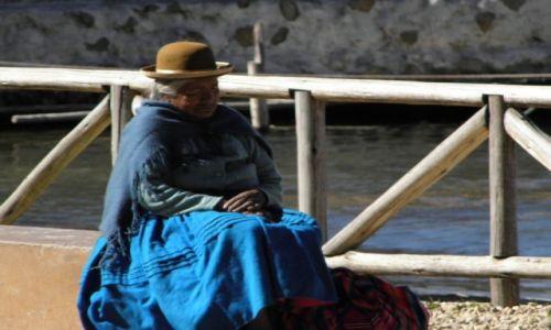 Zdjecie BOLIWIA / Titicaca / Isla de la Luna / Konkurs
