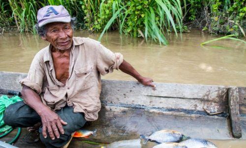 Zdjecie BOLIWIA / Amazonia / Rurrenabaque / konkurs