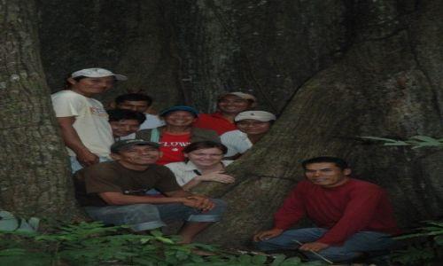 BOLIWIA / Beni / Park Narodowy Madidi / W Parku Narodowym Madidi. Sanmiguelanie i ja