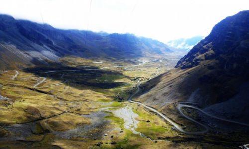 Zdjecie BOLIWIA / La Paz / La Paz / przed droga smierci