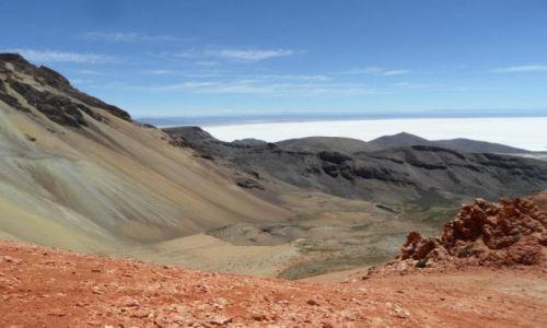 Zdjecie BOLIWIA / solar de uyuni / solar de uyuni / 5km blizej nieb