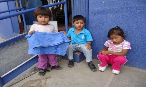 Zdjęcie BOLIWIA / Oruro / Patacamaya / Dzieci