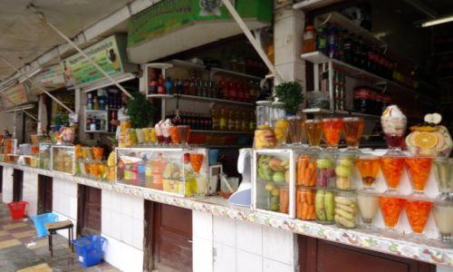 Zdjęcie BOLIWIA / Oruro / Oruro / Może deser owocowy ?