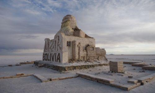 Zdjęcie BOLIWIA / Potosi / Salar de Uyuni / I jeszcze raz