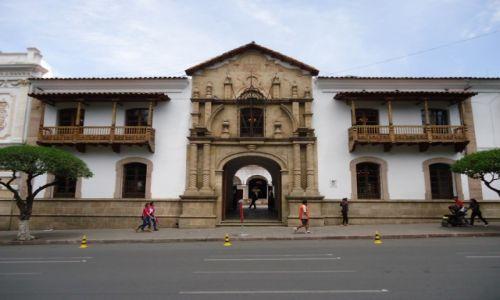 Zdjęcie BOLIWIA / Chuquisaca / Sucre / Casa Bolivar