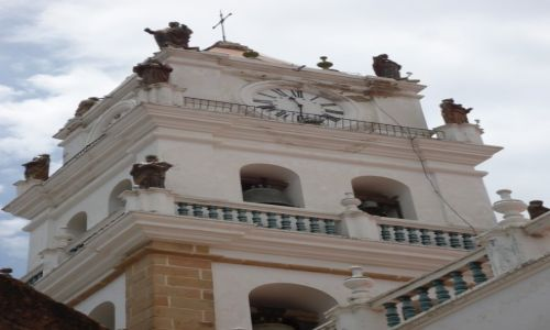 Zdjęcie BOLIWIA / Chuquisaca / Sucre / Katedra