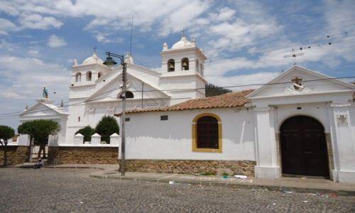 Zdjęcie BOLIWIA / Chuquisaca / Sucre / Migawki ze stolicy