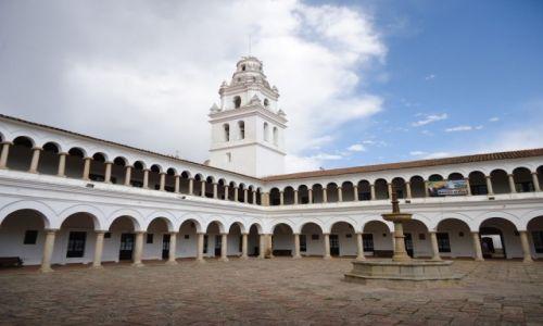 Zdjęcie BOLIWIA / Chuquisaca / Sucre / Migawki ze stolicy (II)