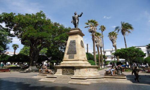 Zdjęcie BOLIWIA / Chuquisaca / Sucre / Migawki ze stolicy (III)