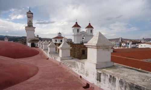 Zdjęcie BOLIWIA / Chuquisaca / Sucre / Migawki ze stolicy (IV)