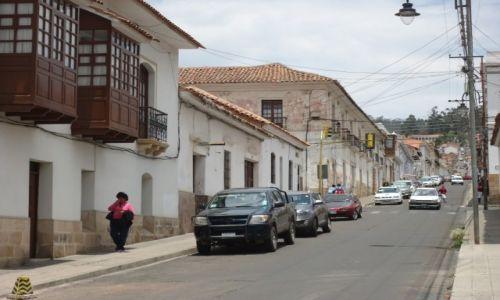 Zdjęcie BOLIWIA / Chuquisaca / Sucre / Migawki ze stolicy (V)
