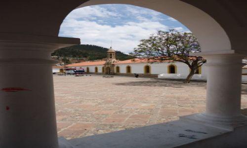Zdjęcie BOLIWIA / Chuquisaca / Sucre / Migawki ze stolicy (VI)