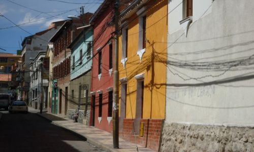 Zdjecie BOLIWIA / Potosi / Potosi / Ulice Potosi