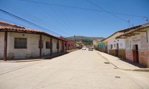 Zdjecie BOLIWIA / Santa Cruz / Samaipata / Boliwia mniej znana