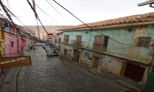 Zdjecie BOLIWIA / La Paz / La Paz / Godny polecenia hotelik (2)