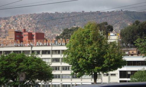 Zdjecie BOLIWIA / La Paz / La Paz / Migawki z La Paz (2)