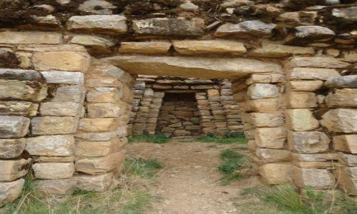 Zdjęcie BOLIWIA / La Paz / Isla del Sol / Inkaskie ruiny