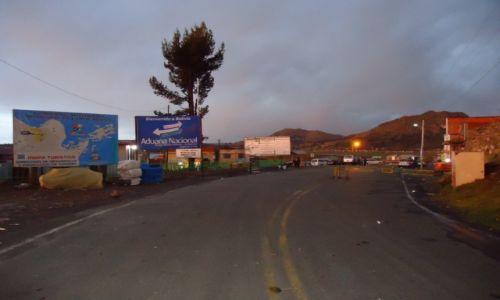 Zdjęcie BOLIWIA / La Paz / Kasani / Pożegnanie z Boliwią