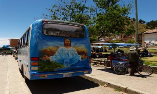Zdjecie BOLIWIA / Jezioro Titicaca / Copacabana / Na boliwijskich
