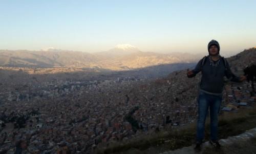 Zdjecie BOLIWIA / La Paz / La Paz / ....