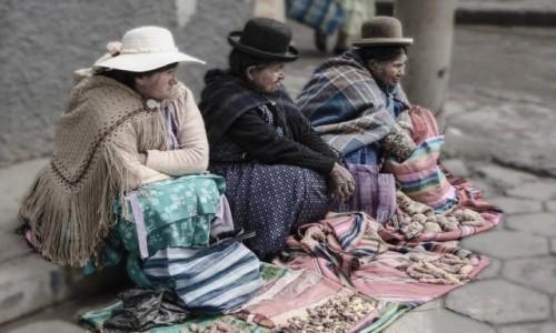 BOLIWIA / - / La Paz / Ameryka Południowa