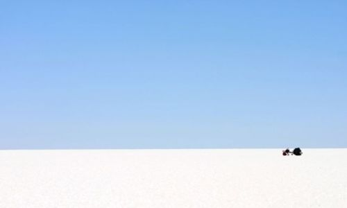 Zdjęcie BOLIWIA / Boliwia / Salar de Uyuni / Salar 3