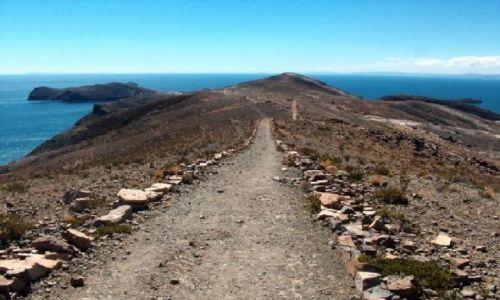 Zdjecie BOLIWIA / Altiplano / Jezioro Titicaca / Isla del Sol