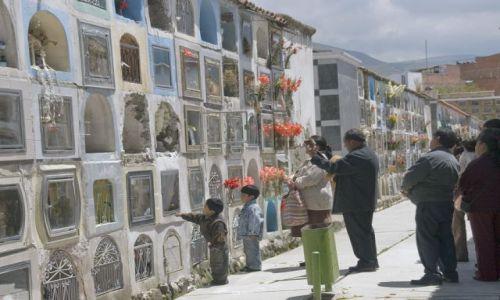 Zdjęcie BOLIWIA / brak / La Paz cmentarz / otatnia droga