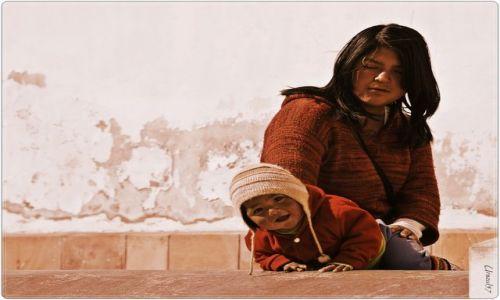 Zdjęcie BOLIWIA / Titicaca / Copacabana / It`s my mummy