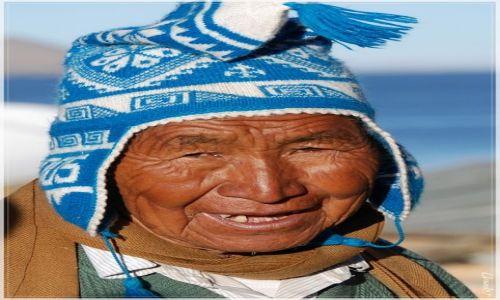Zdjecie BOLIWIA / Jezioro Titicaca / Jezioro Titicaca / Paulito