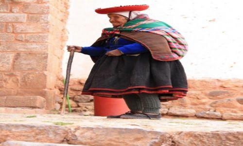 Zdjecie BOLIWIA / brak / La Paz / kobieta