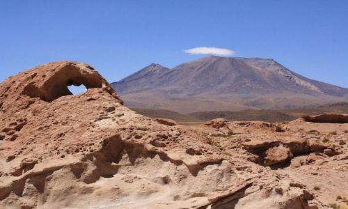 Zdjecie BOLIWIA / Boliwia / Boliwia / Boliwia-wulkan