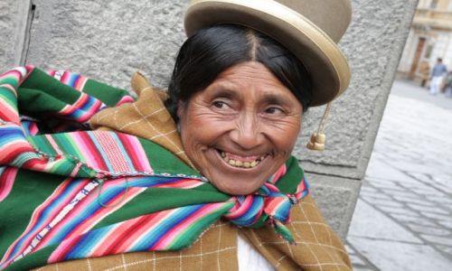Zdjecie BOLIWIA / la paz / boliwia / A imię jej Polo
